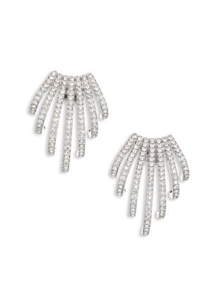 Cassandra Pavé Earrings