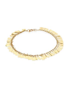 Fringe 18K Yellow Gold Bracelet