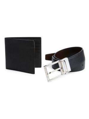 Belt & Wallet Gift Box