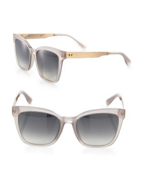 Junia 55MM Cat's-Eye Sunglasses