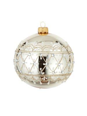 Decorative Glass Ornament