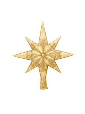 Stellar Glass Ornament