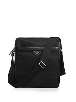 prada mens messenger bag