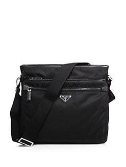 prada satchel handbags - Prada | Men - Accessories - Saks.com