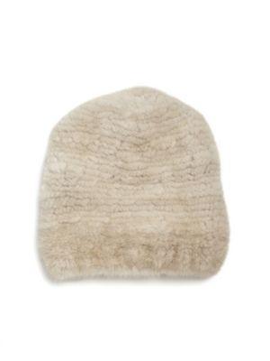THE FUR SALON Mink Fur Hat