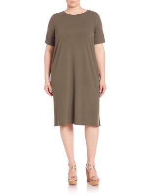 T-Shirt Dress plus size,  plus size fashion plus size appare