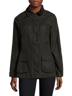 Classic Beadnell Waxed Cotton Jacket