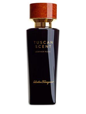 Tuscan Scent Leather Rose Eau de Parfume Spray/ 2.5 oz.