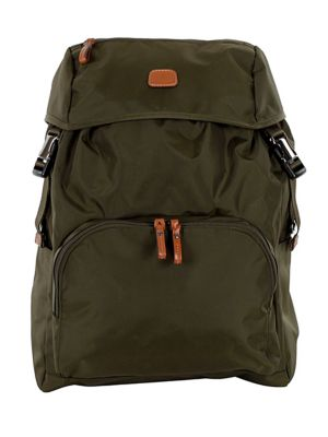 BRIC'S Travel Excursion Backpack in Navy