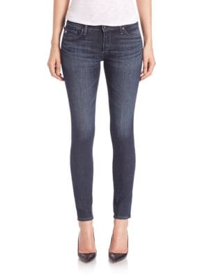 Legging Ankle Dark Wash Jeans