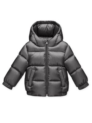 Baby's Macaire Hooded Down Puffer Jacket