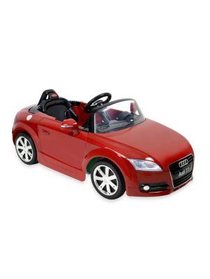 Audi TT RideOn Car