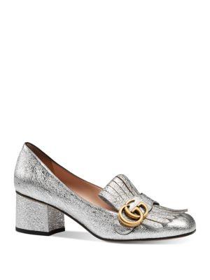Pantofi de damă GUCCI Marmont GG