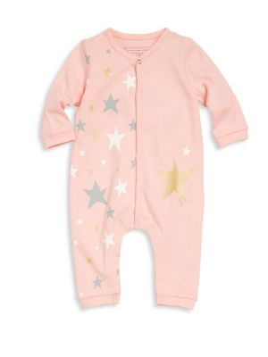 marc jacobs baby 123825 babys starprint coverall