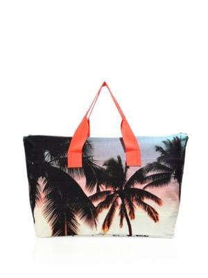 samudra female  canvas overnighter duffle bag