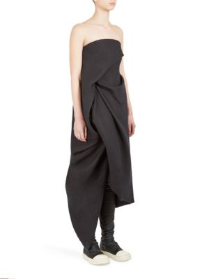 Wrapped Drape Dress