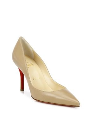 68a59da5a95e White Christian louboutin studded pumps red Store 56% Off Cheap Buy