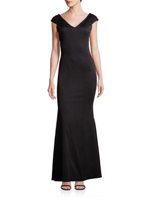 V-Neck Bodycon Fit Dress