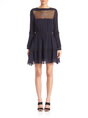 Buy Tanya Taylor Darby Lace Dress online with Australia wide shipping