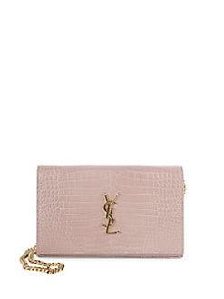pink ysl crossbody