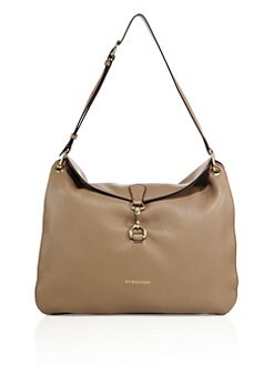 4253e5a97418 Burberry Cornwall Medium Leather   House Check Shoulder Bag