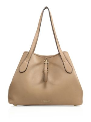Honeybrook Medium Derby Leather Tote