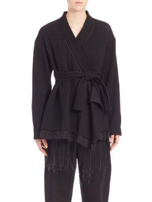 Wool Kimono Jacket