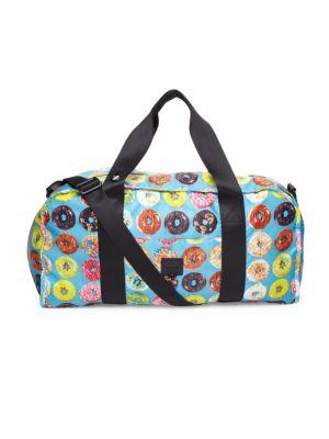 terez female 123920 donut duffle bag