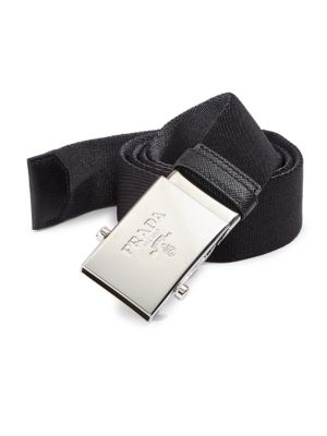 Reversible Nylon Belt