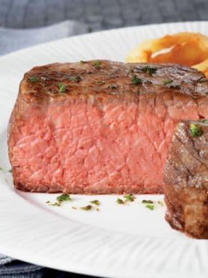 Prime Rib-Eye Steaks