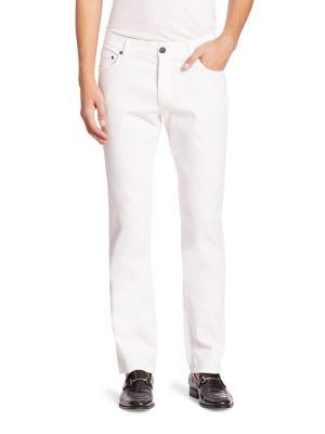 Bianco Straight Fit Jeans