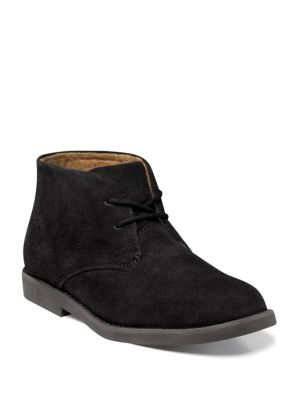 Toddler's & Kid's Quinlan Jr. Suede Chukka Boots