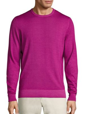 Ciclamino Knit Cashmere Blend Sweater