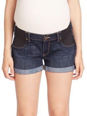 Jimmy Jimmy Boyfriend Denim Shorts plus size,  plus size fashion plus size appare