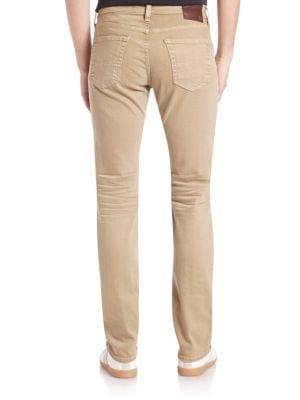 AG Matchbox Slim-Straight Jeans
