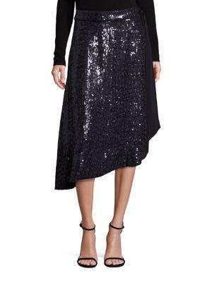 Brenndah Sequin Skirt