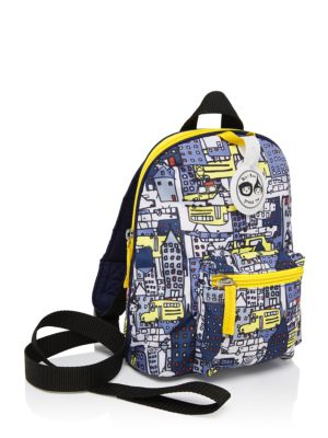 Kid's Printed Backpack