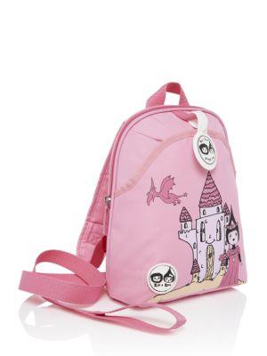 Kid's Printed Backpack