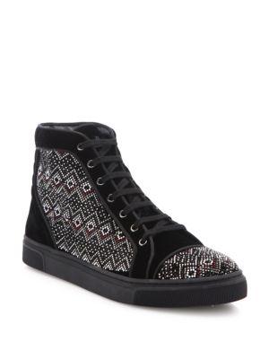 LOUIS LEEMAN High-Top Sneakers