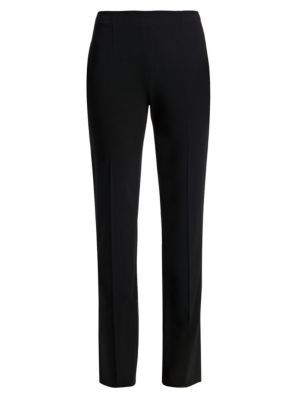 Iconic Style Alanda Wool-Blend Pants