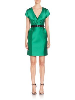 Fonda Cap Sleeve Dress