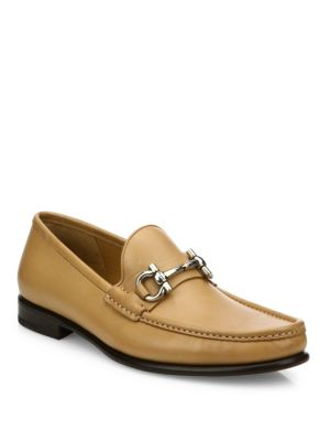 Mason Leather Loafers