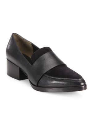 Quinn Leather & Suede Loafers by 3.1 Phillip Lim