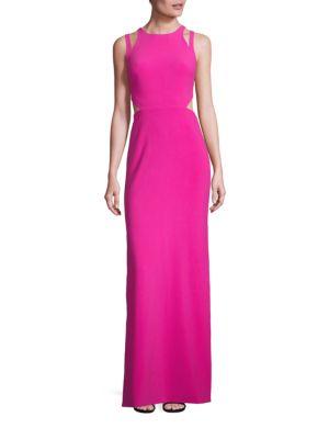 Marina Cutout Gown