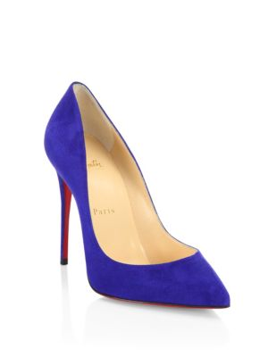 Pigalle Follies Suede Pumps
