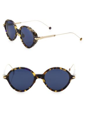 Umbrage 52MM Oval Sunglasses