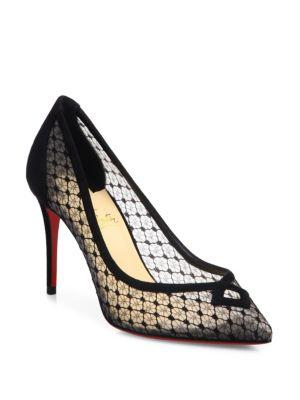 Pantofi de damă CHRISTIAN LOUBOUTIN Neoalto 85