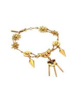 Layton Charm Bracelet