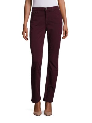JEN7 BY 7 FOR ALL MANKIND Slim Straight-Leg Jeans