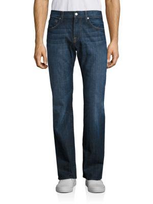Brett Straight-Leg Jeans